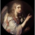 Архангел Гавриил, 1804–1809 гг. -  Боровиковский, Владимир Лукич
