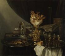 Натюрморт с чашкой -  Хеда, Виллем Клас