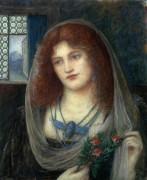 Женский портрет - Спартали-Стилман, Мари