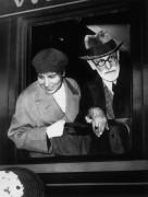 Зигмунд и Анна Фрейд