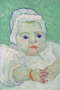 Марсель Рулен (Marcelle Roulin's Baby), 1888 - Гог, Винсент ван