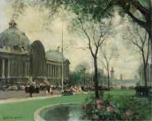Малый Дворец в Париже - Эрве, Жюль Рене
