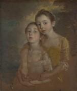 Дочери художника - Гейнсборо, Томас