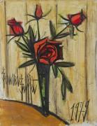Розы в бокале - Бюффе, Бернар