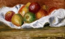 Яблоки и груши - Ренуар, Пьер Огюст