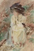 Мисс Элиза Веджвуд, 1910 - Сарджент, Джон Сингер