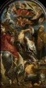 Мученичество святой Аполлонии - Йорданс, Якоб