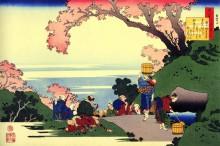 (36) - Кацусика, Хокусай