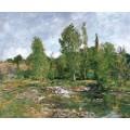 Бассейн, Санкт-Сенери, 1890-92 - Буден, Эжен