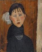 Портрет Мари - Модильяни, Амадео