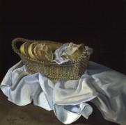 Корзинка с хлебом - Дали, Сальвадор