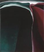 Темная абстракция - О'Кифф, Джорджия