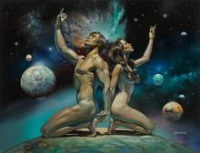 Стремление к звездам - Вальехо, Борис (20 век)
