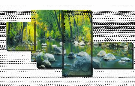 Лесной ручей_2