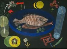 Вокруг рыбы - Клее, Поль