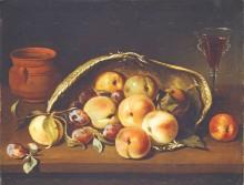 Натюрморт,1654 - Кампробин, Педро де