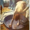 Таз, 1886 - Дега, Эдгар