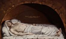 Христос во гробе, -  Боровиковский, Владимир Лукич