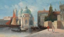Санта-Мария-делла-Салюте, Венеция - Кауфман, Карл