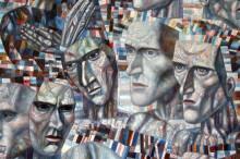 Одинадцать голов, 1938 - Филонов, Павел Николаевич