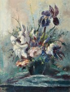 Цветы в вазе - Вивес-Атсара, Хосе