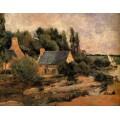 Прачки в Понт-Авене, 1886 - Гоген, Поль