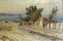 Нишанташи, Константинополь - Дзонаро, Фаусто