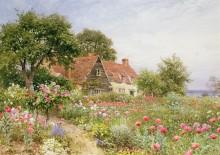 Сад у дома - Палмер, Генри Саттон