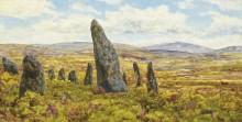 Каменный круг на Дартмуре - Бретт, Джон
