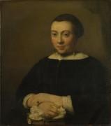 Портрет молодой женщины -  Дрост, Виллем