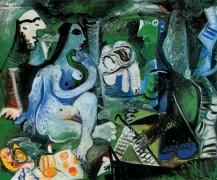 Завтрак на траве (Мане), 1961 - Пикассо, Пабло