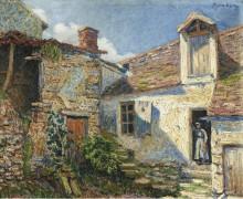 Скотный двор, Море, 1904 - Пикабиа, Франсис