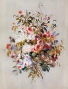 Букет роз 1879 - Ренуар, Пьер Огюст