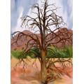 Мертвое дерево - О'Кифф, Джорджия
