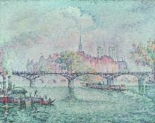 Мост искусств, Париж - Синьяк, Поль
