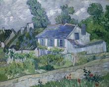 Дома в Овере (Houses in Auvers), 1890 01 - Гог, Винсент ван