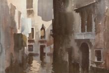 Затененный Канал, Венеция -  Сиго, Эдвард