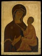 Икона Б.М. Тихвинская