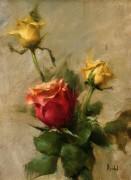 Три розы - Ридель, Давид