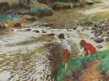 Два рыбака - Найт, Дам Лаура