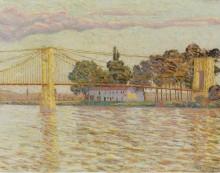 Мост, 1906 - Эрбен, Огюст
