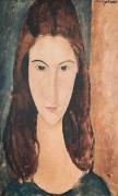 Портрет девушки - Модильяни, Амадео