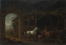 Интерьер - Кальрат, Абрахам ван