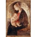 Мадонна с младенцем - Рафаэль, Санти