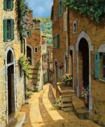 Узкая улочка - Борелли, Гвидо (20 век)