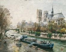 Собор Парижской Богоматери - Кинкейд, Томас