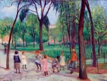 Дети на Вашингтонской площади - Глакенс, Уильям