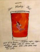 Виски (Capricorn Sloe Whiskey Fizz), 1959 - Уорхол, Энди