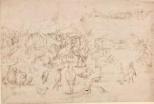 Скопление птиц - Босх, Иероним (Ерун Антонисон ван Акен)
