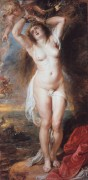 Персей освобождает Андромеду -  Рубенс, Питер Пауль